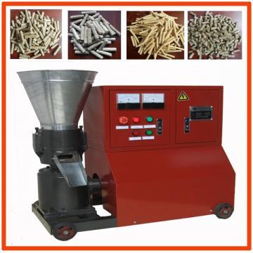 Professional Manufacturer RICHI Sawdust Wood Biomass Pellet Making Machine