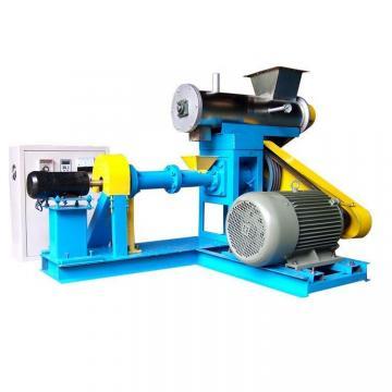 Animal feed floating fish feed pellet machine/fish feed extruder
