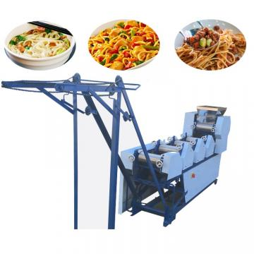 Fried Instant Round and Square Food Noodle Processing Making Machine