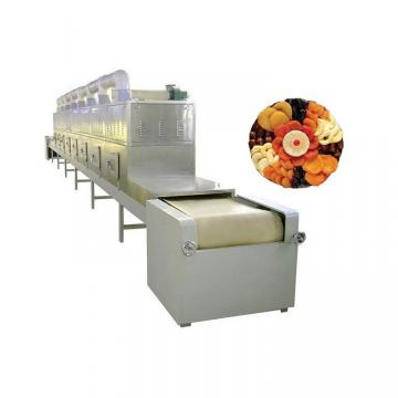 Tunnel Microwave Chilli Powder Drying Sterilization Machine