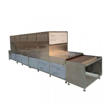 Industrial Belt Type Microwave Drying And Sterilization Machine For Oatmeal