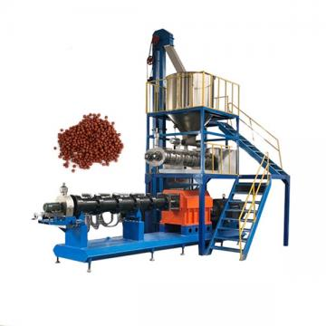 Complete Auto Batching Animal Feed Pellet Production Line