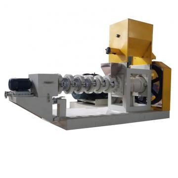 Adjustable Floating Fish Feed Extruder Machine For High Nutrition Feed Pellet