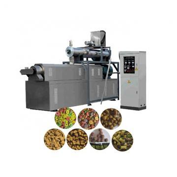 Wood Pellet Machine for Pet Food Production