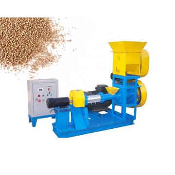Animal pet food production line dog food machine fish feed making machine