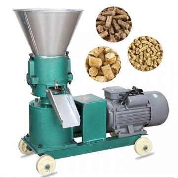 High performance chicken feed pellet making machine