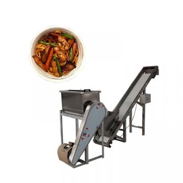 Instant noodle making machine food industry machinery machines