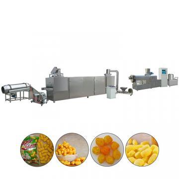 Grain Rice Corn Puffed Snack Food Making Extruder Machine