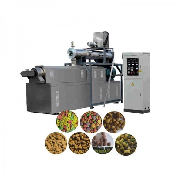 Pet food extruder/pet food machine #2 image