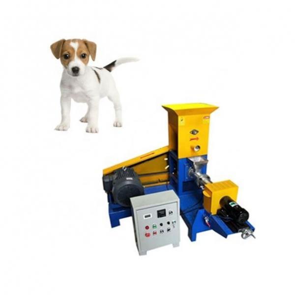 Pet food extruder/pet food machine #3 image